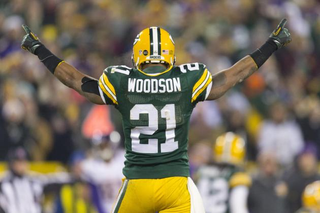 Packers' Woodson: 'We Couldn't Stop Him'