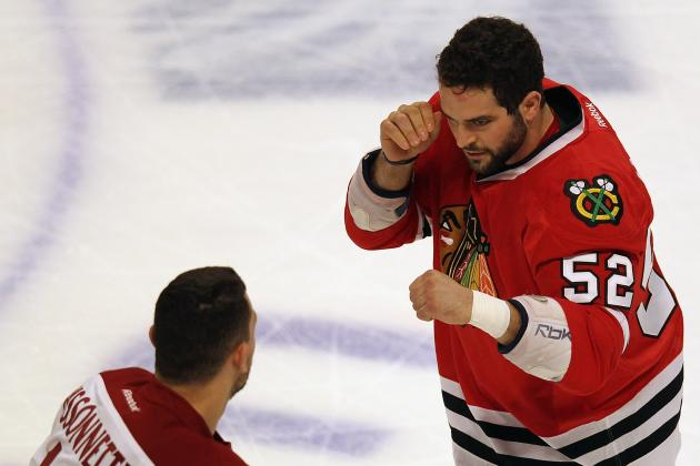 Blackhawks Recall Seven Players from Rockford