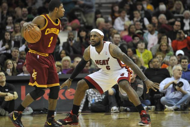 George Karl Believes Kyrie Irving Could Push LeBron James to Return to Cavaliers