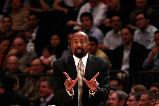 Mike Woodson Wants to See More Toughness from Knicks