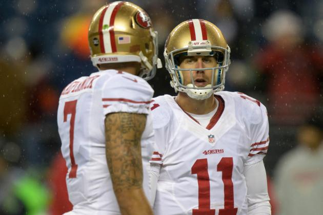 Jim Harbaugh's Decision to Bench Alex Smith Justified Again by Colin Kaepernick