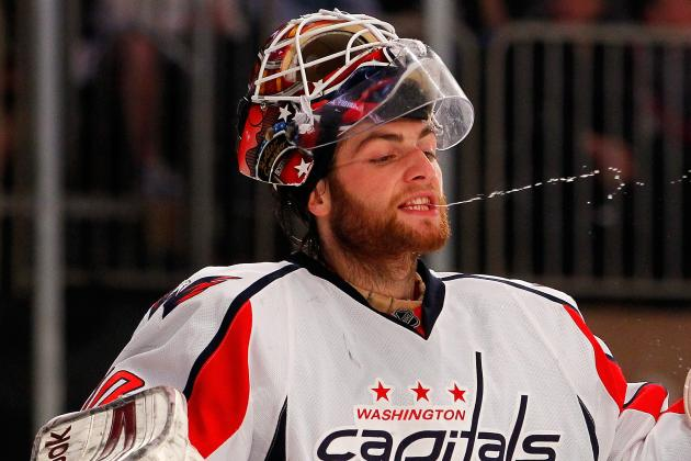 Capitals Recall Holtby, Schilling from Hershey and Wilson from Plymouth