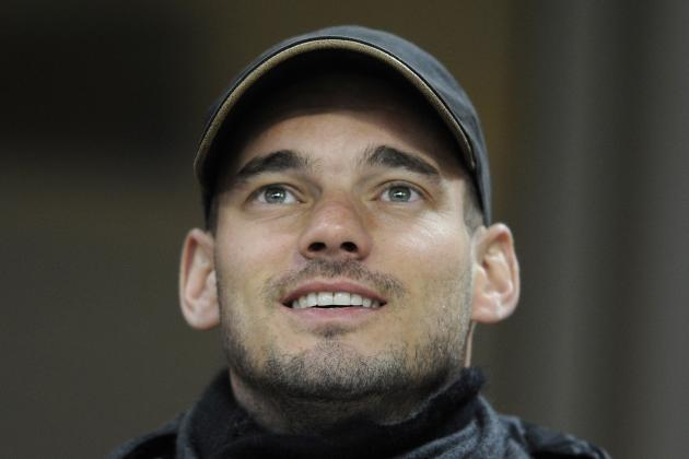 Liverpool Attempt Sneijder Swoop