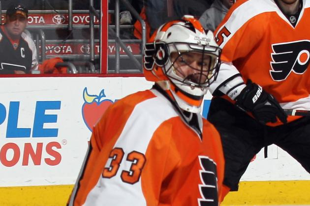 Flyers Reacquire GK Brian Boucher from Canes