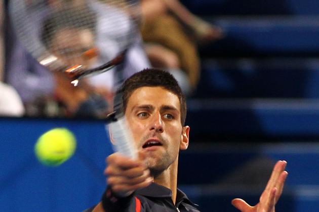 Novak Djokovic Not Looking Past Paul-Henri Mathieu at Australian Open