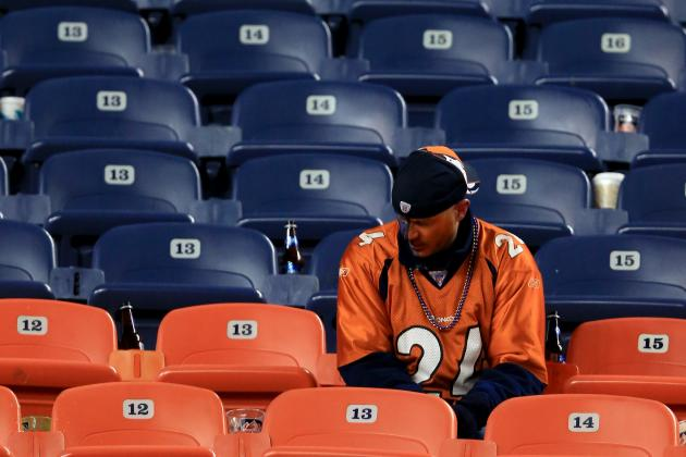 Broncos and Fans Shocked, Disappointed, Upset After Loss to Ravens
