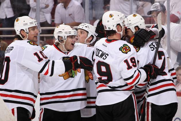 Chicago Blackhawks: Schedule Offers Surprising Balance