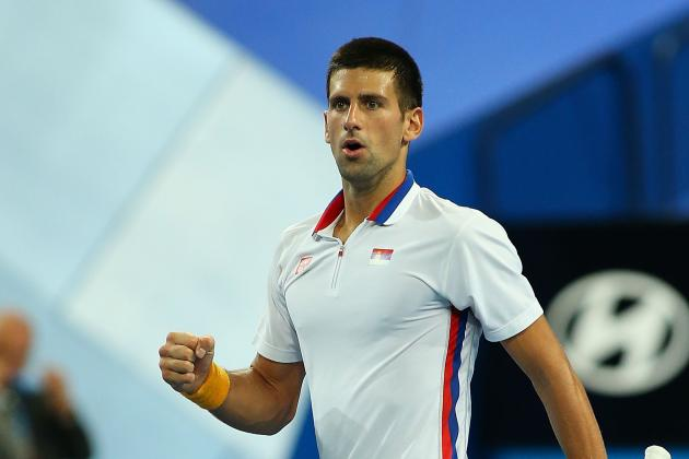 Joking Aside, No. 1 Djokovic Hopes to Make History
