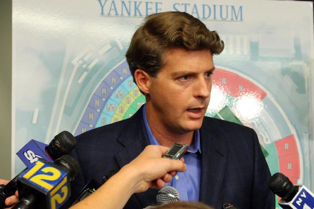 Hal Steinbrenner: $189 Million Not Set in Stone for 2014 New York Yankees