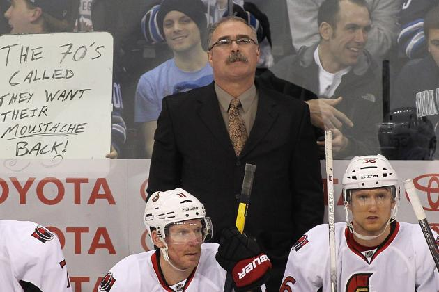 Senators Coach Paul MacLean Looking Forward to Battle for Goaltending Spots