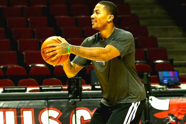 Derrick Rose's Quick Progress Should Have Every NBA Fan Excited