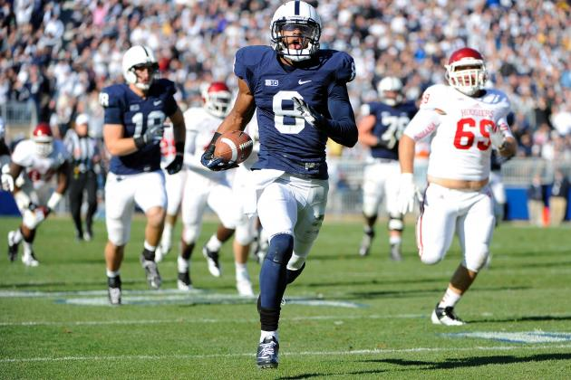 Penn State Football: Why the 'Supa Six' Is Key to Nittany Lions' Success in 2013