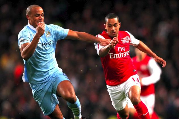 Arsenal vs. Manchester City: City's 2-0 Victory as It Happened