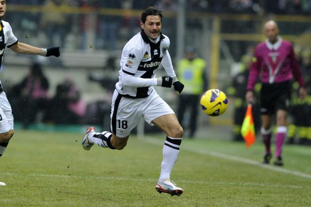 Juventus Draw Parma 1-1