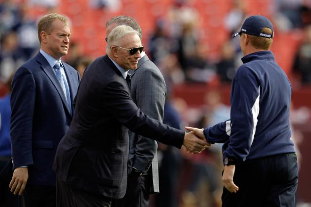 Jerry Jones Delivers on Promise but Overlooks Bigger Issues