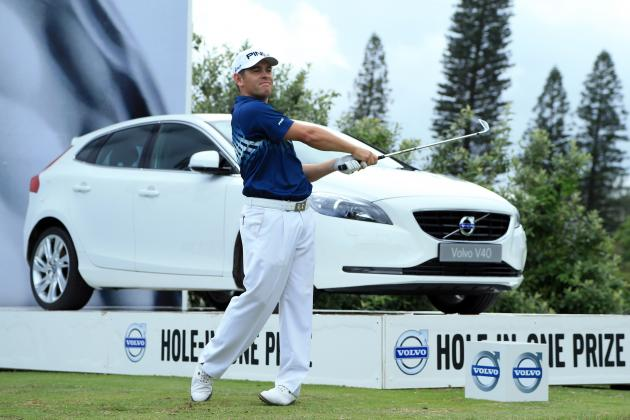 Oosthuizen Storms Back to Win Volvo Golf Champions