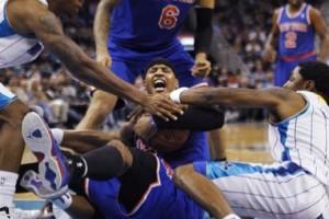 NBA Gamecast: Hornets vs. Knicks