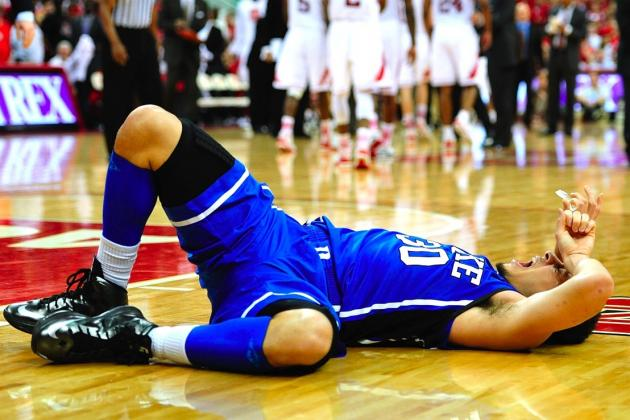 Duke Basketball: Blue Devils Cannot Afford a Prolonged Seth Curry Injury Absence