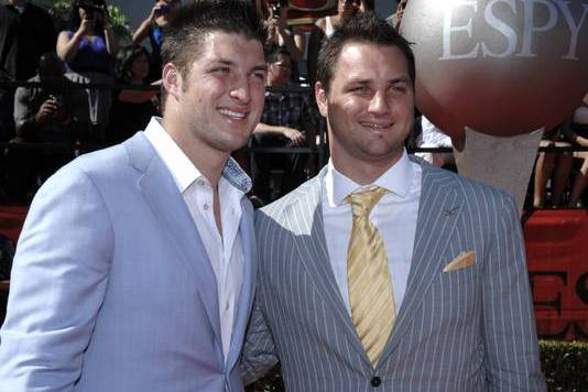Tim Tebow's Brother Peter Pokes Fun at Broncos on Twitter After Loss to Ravens