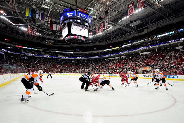 2013 NHL Season: Carolina Hurricanes Schedule Analysis by the Numbers