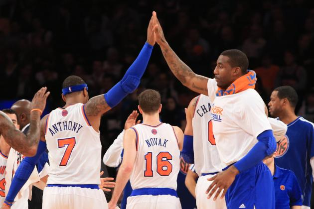 How Far Will NY Knicks Go in the NBA Playoffs This Season?