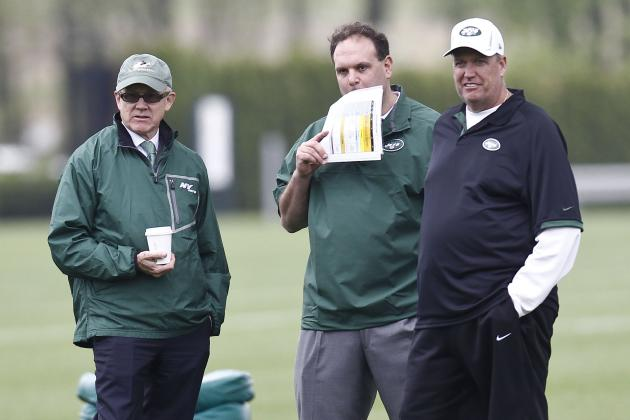 Glazer: Jets 'Can't Give [G.M.] Position Away'