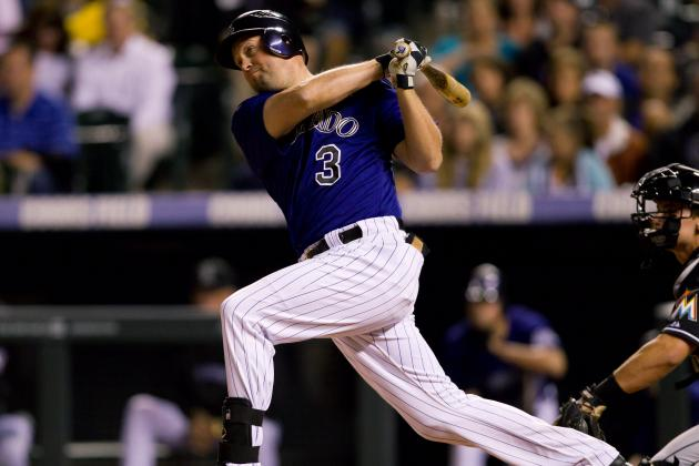 Colorado Rockies Should Make Michael Cuddyer Available to Justin Upton Suitors