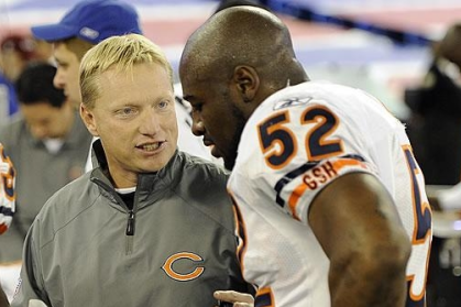 Report: Browns Deny Bears Request to Talk to Chris Tabor