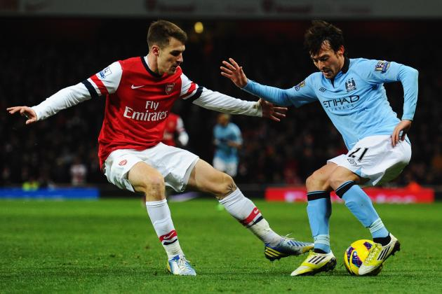 Manchester City Secure Important 2-0 Victory on Travels to Arsenal