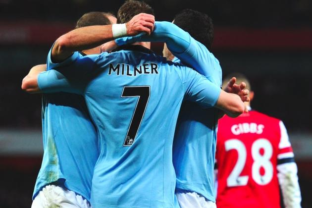 Arsenal vs. Manchester City: Scores, Grades and Post-Match Reaction