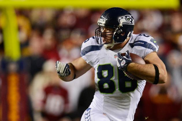 Zach Miller Injury: Updates on Seahawks TE's Foot
