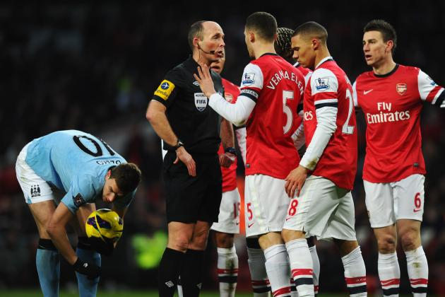 Arsenal FC: Home Loss to Manchester City Shows How Steep a Task the Gunners Face