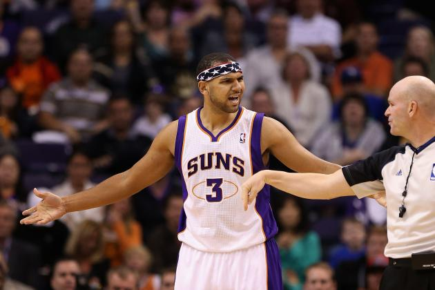 More Bad News for Phoenix Suns: Jared Dudley out with Injury
