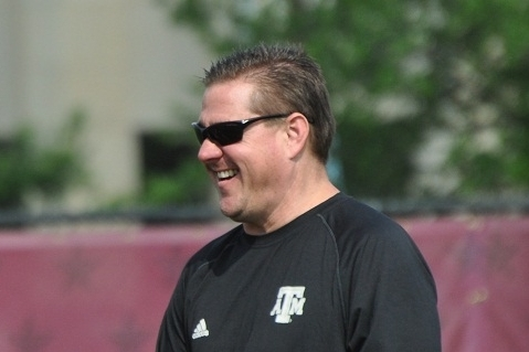Texas Tech Hires Texas A&M LB Coach Matt Wallerstedt as D Coordinator