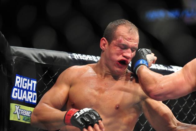 Junior dos Santos 'Was Having Personal Problems' Leading into UFC 155