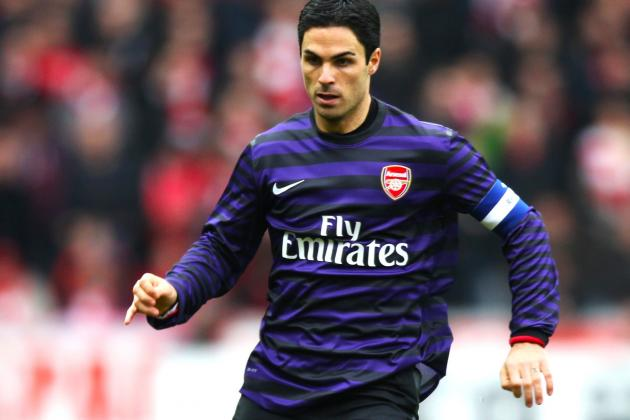 Mikel Arteta Injury: Updates on Arsenal Star's Calf
