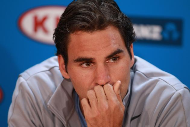 Roger Federer: Toughest Potential Matchups FedEx Faces at Australian Open