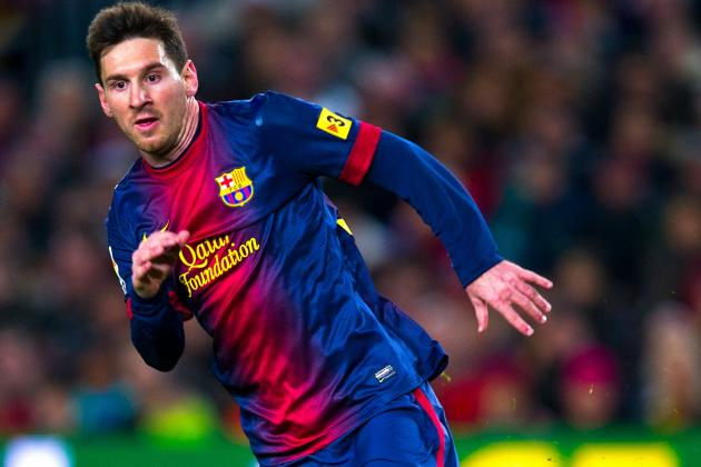 Malaga 1-3 Barcelona: La Liga as It Happened