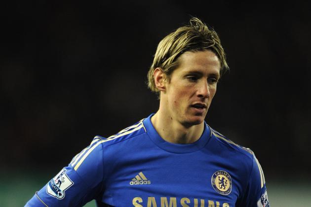 Atletico Madrid Prepared to Offer Fernando Torres a Chelsea Escape Route
