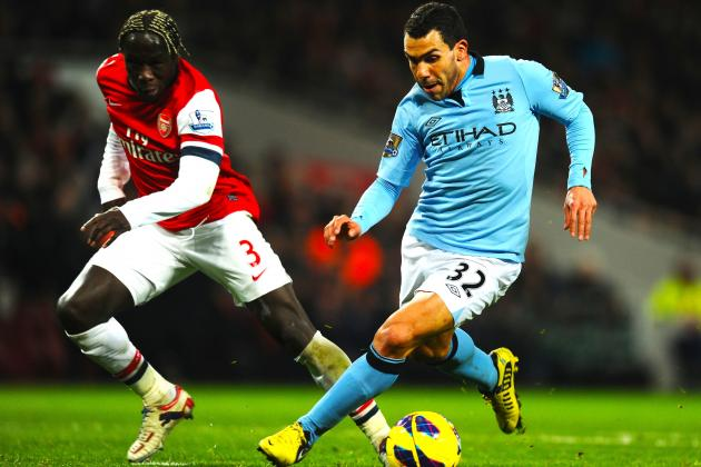 Manchester City: Mancini's Men Handle Arsenal Like They Want Manager to Stay