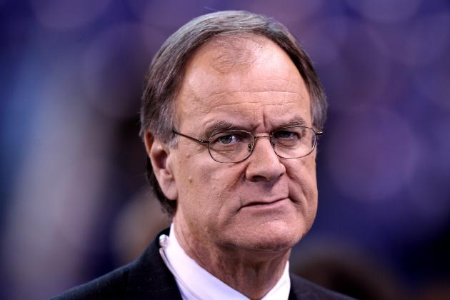 Report: Eagles Interviewed Brian Billick on Monday