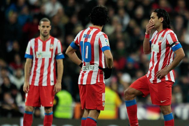 Atletico Madrid vs Zaragoza Report