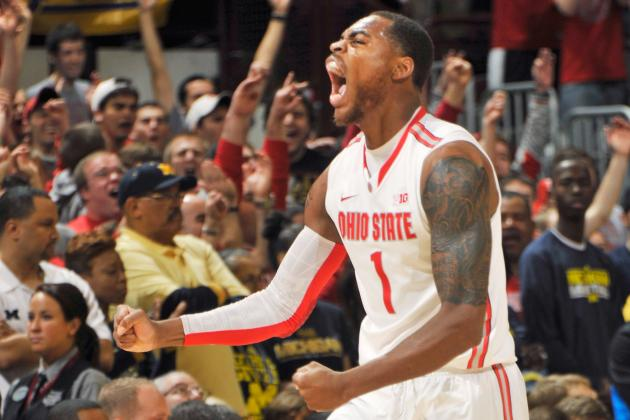 Last Div. I Unbeaten Falls as OSU Tops Michigan