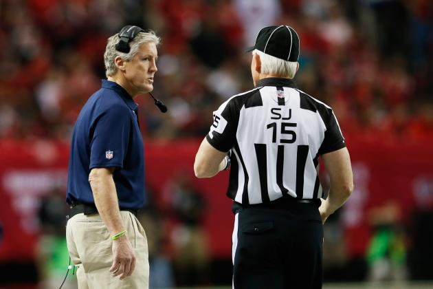 Pete Carroll Costs Seattle Seahawks by Icing Falcons Kicker Matt Bryant
