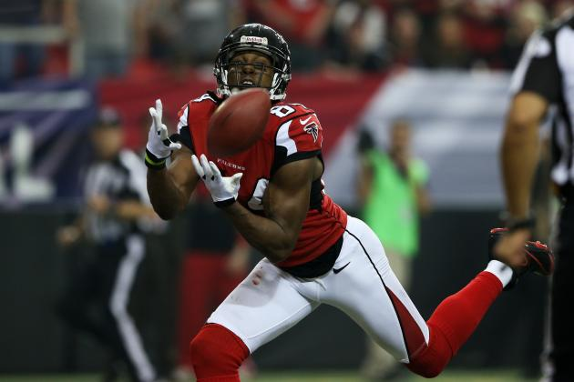 10 Best Highlights from Seahawks vs. Falcons