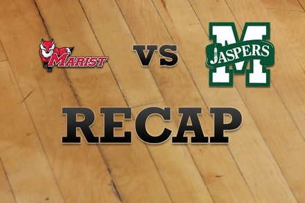 Marist vs. Manhattan: Recap and Stats