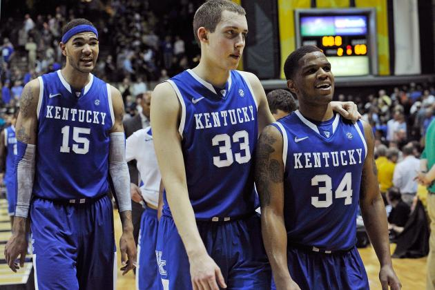 Kentucky Wildcats Basketball: A Pissed Off Fan's Rant