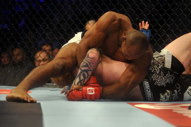 Jacare Souza Ready to Make the Move to the UFC