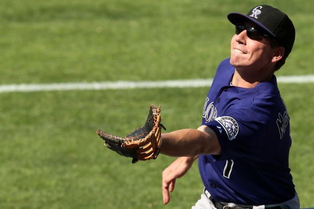 Matt McBride Still Has Much to Prove to Colorado Rockies.