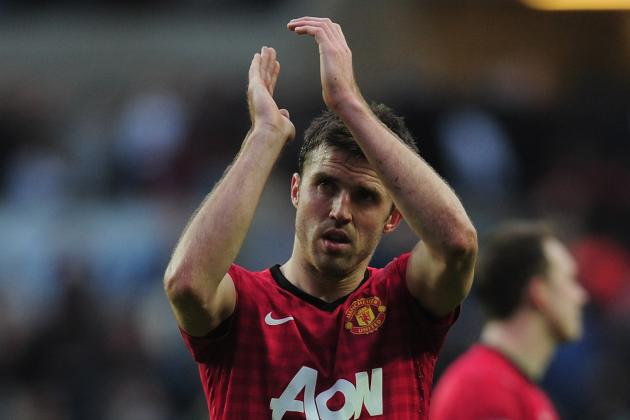 Why Michael Carrick Was Manchester United's Key Man Against Liverpool